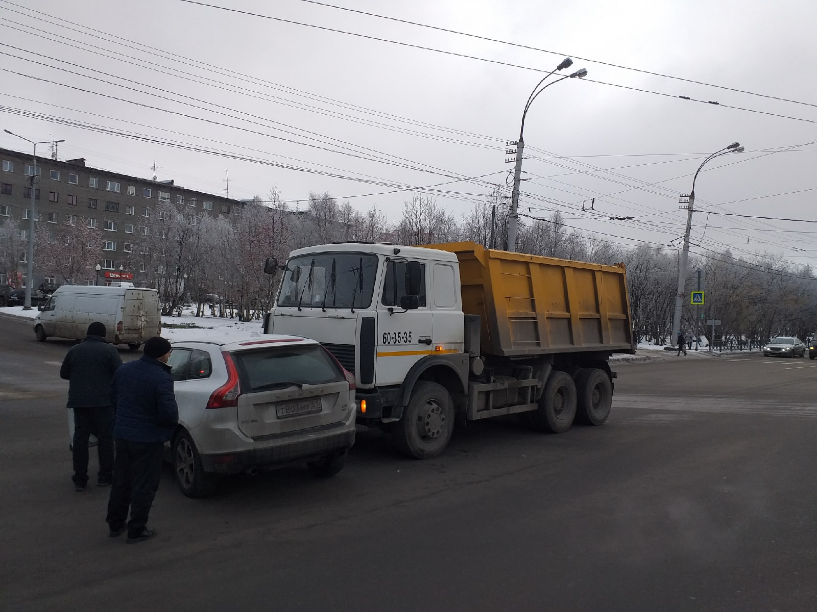 Авария на Кольском проспекте, фото 3