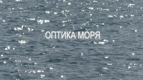 Проект «Заповедник»: Оптика моря